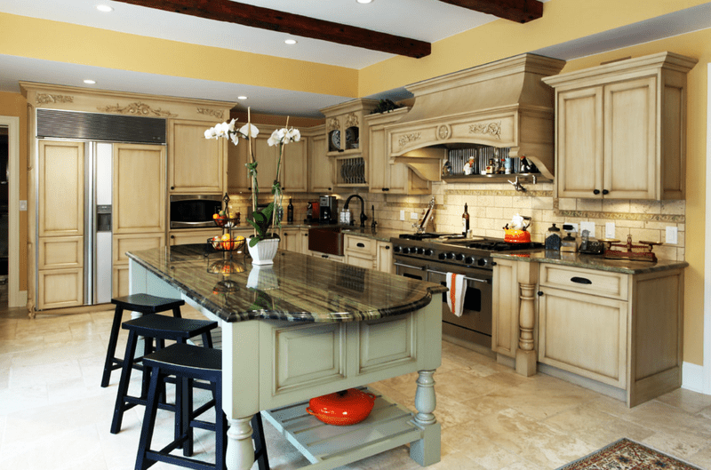 Intergry Construction offers kitchen remodeling services