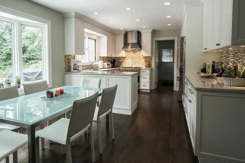 Getting the kitchen of your dreams is easy with our expert kitchen remodeling services