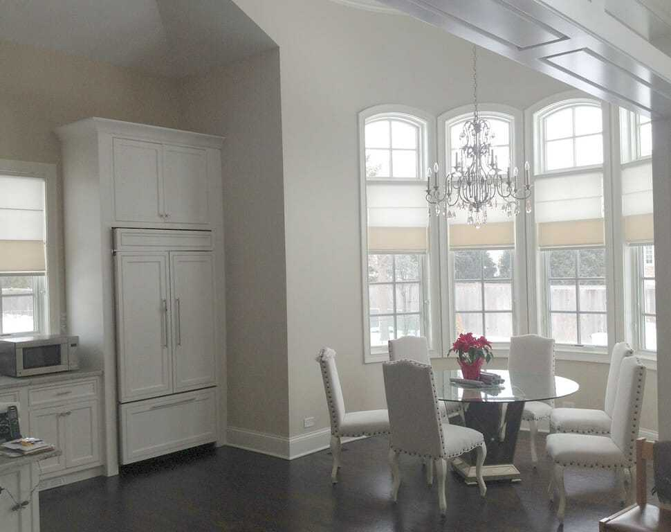 Customize your space with windows