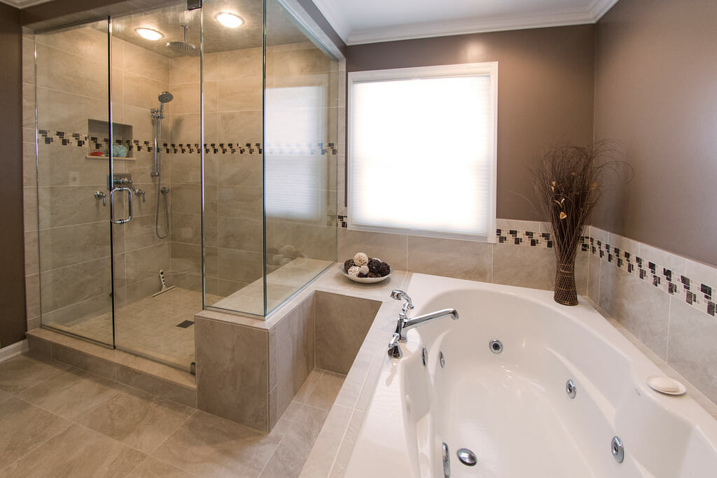 Integrity Construction Consulting can help you with your luxury bathroom transformation