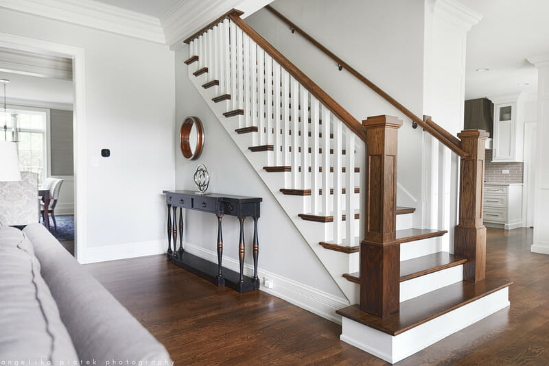 Levels and hallways should be considered when desiging your floor plan