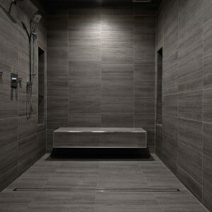 A luxury bathroom is one of the top projects for homeowners