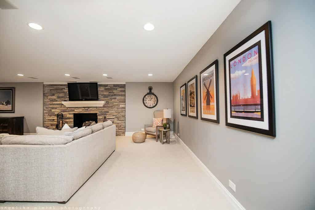 Basement Remodeling Company Chicagoland