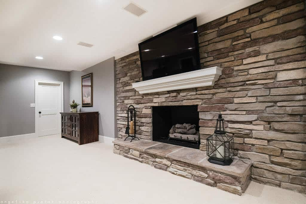 Custom fireplaces for your home