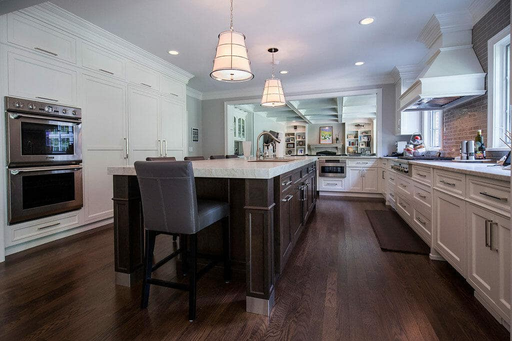 Kitchen Remodeling - Clean and Functional Design