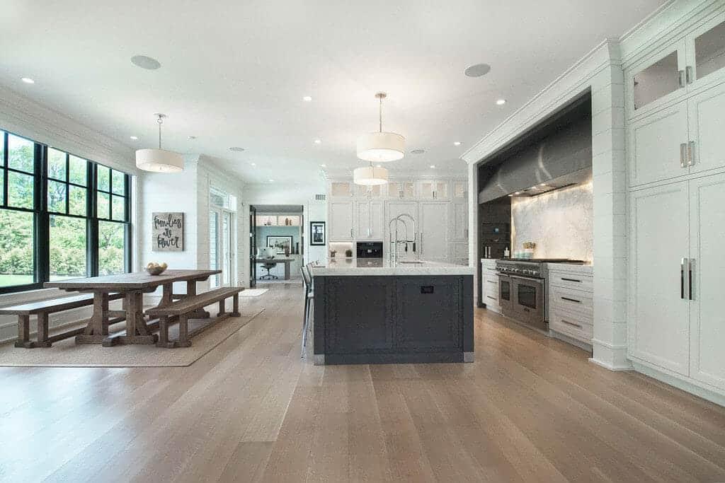 Kitchen Remodeling - Modern Design