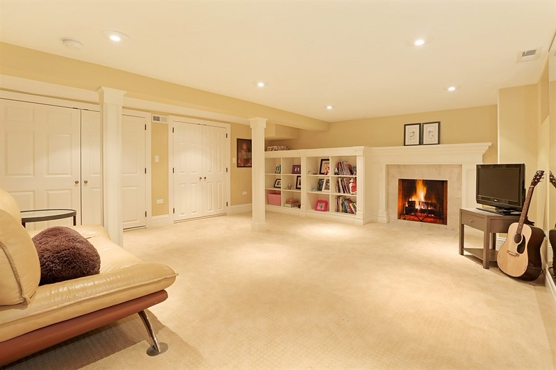 Materials, moistures, and utilites have to be considered in a basement remodeling project!