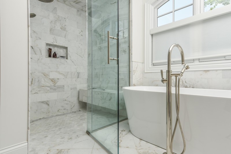 A luxury bathroom has always been one of the top home trends
