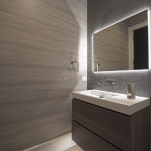 Construction Company from North Shore Chicago Area -  Integrity Construction Consulting, Inc. - Bathroom Countertop