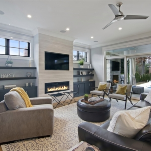 Construction Company from North Shore Chicago Area -  Integrity Construction Consulting, Inc. - Family Room