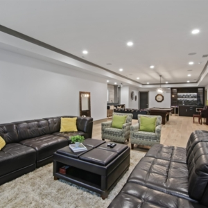 Construction Company from North Shore Chicago Area -  Integrity Construction Consulting, Inc. - Basement