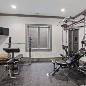 Construction Company from North Shore Chicago Area -  Integrity Construction Consulting, Inc. - Gym