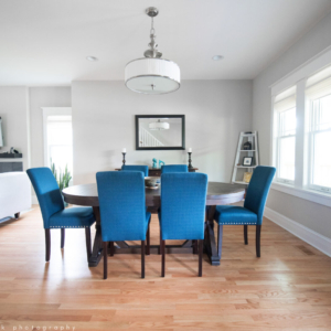 Custom Traditional Home Remodeling - Integrity Construction Consulting, Inc. - Dining Room