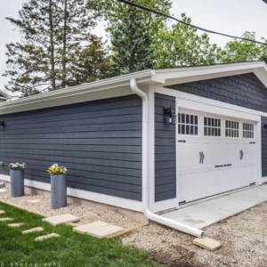 Custom Traditional Home Remodeling - Integrity Construction Consulting, Inc. - Garage
