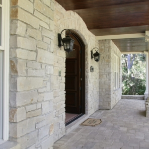 Home Remodeling Company from North Shore Chicago Area - Entrance door