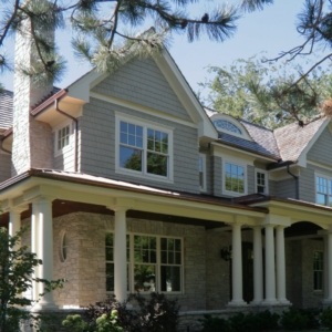 Home Remodeling Company from North Shore Chicago Area - Front View