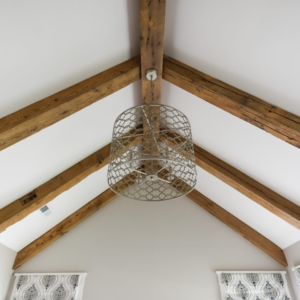 Custom New Construction Home - Integrity Construction Consulting, Inc. - Light Fixture