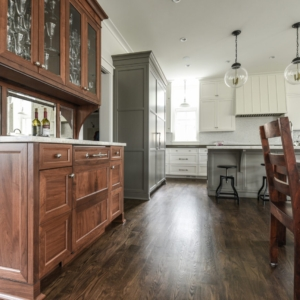 Custom New Construction Home - Integrity Construction Consulting, Inc. - Kitchen Area