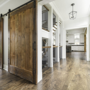 Custom New Construction Home - Integrity Construction Consulting, Inc. - Sliding Doors