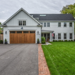 Custom New Construction Home - Integrity Construction Consulting, Inc. - Front Elevation