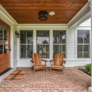 Custom New Construction Home - Integrity Construction Consulting, Inc. - Front Porch
