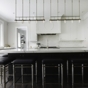 Construction and Remodeling Company from North Shore Chicago Area  - Integrity Construction Consulting, Inc. - Kitchen Island